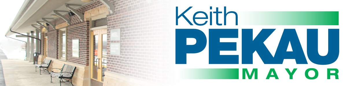 Keith Pekau for Mayor of Orland Park